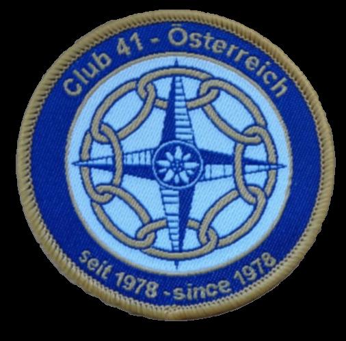 Club41 Austria Webpatch
