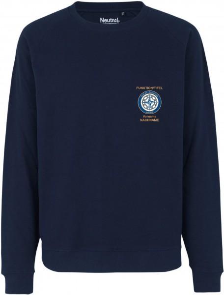 Unisex Bio Raglan Sweater